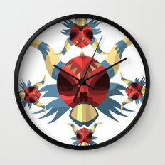 PriMoNs Mask - 001 Wall Clock