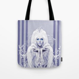 The Elegance of White Tote Bag