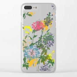 Vivacious #society6 #decor #buyart Clear iPhone Case