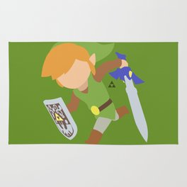 Toon Link(Smash)Classic Rug