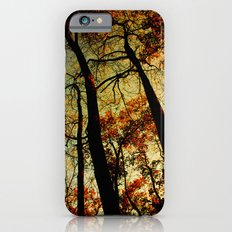 Fall Sunset Trees iPhone 6s Slim Case