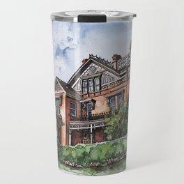 Armstrong Mansion Travel Mug