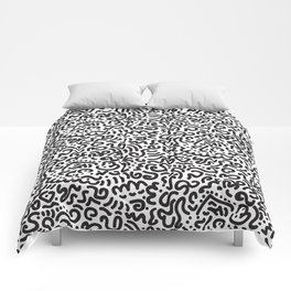 Simply Doodle Comforters