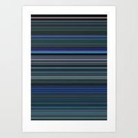 avatar Art Prints featuring Avatar by rob art | simple