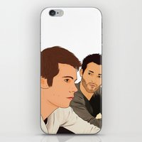 san diego iPhone & iPod Skins featuring san diego by Finduilas
