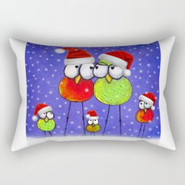 Tis' The Season Rectangular Pillow