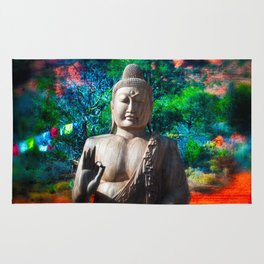 Sedona buddha Rug