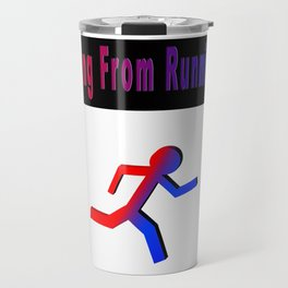 The Runner's Spectrum Travel Mug