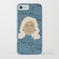 parks and recreation iPhone & iPod Cases featuring Leslie Knope - Parks and recreation by Kuki
