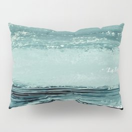 abstract minimalist landscape 4 Pillow Sham