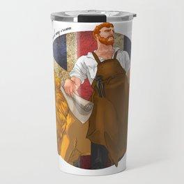 Real kings don't need any crown Travel Mug