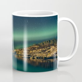 The northern Lights Coffee Mug