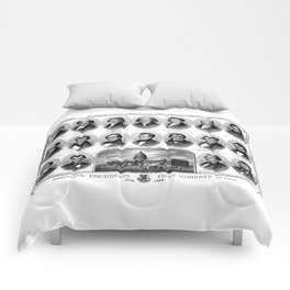 American Presidents - First Hundred Years Comforters