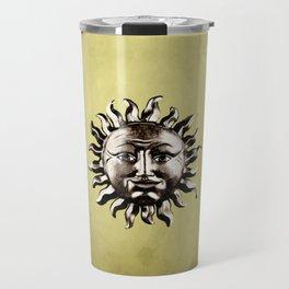 sepia sun Travel Mug