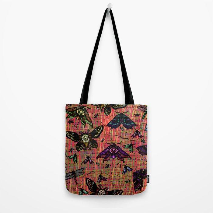 colour bugs Tote Bag