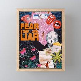 BOAT LYFE Framed Mini Art Print