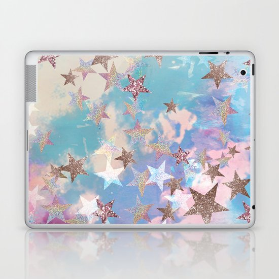 Starry Eyed Laptop & iPad Skin