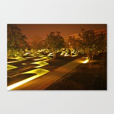 Where Light Has Gone to Rest Canvas Print