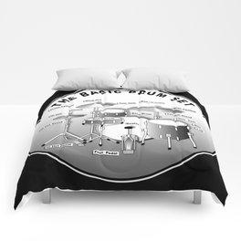 The Basic Drum Set Comforters