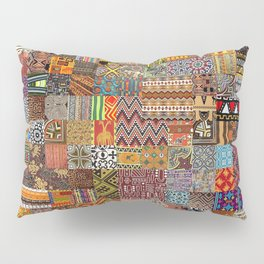 Ethnic Patterns Pillow Sham