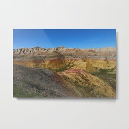 A Colorful World Metal Print