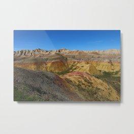 A Colorful World Metal Print