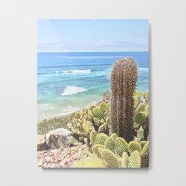 California Sunshine Metal Print