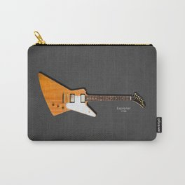 The Explorer Guitar 1958 Carry-All Pouch