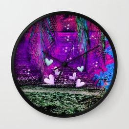 Paradiso,lovely Wall Clock