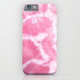 Rosey Tie Dye iPhone Case