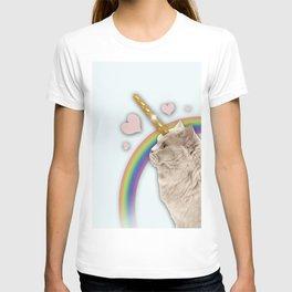 CAT UNICORN T-shirt