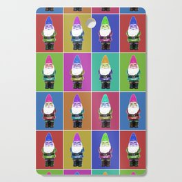 Pop Art Gnomes Cutting Board