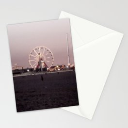 Farris Wheel at Night Stationery Cards