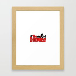 Goon Framed Art Print