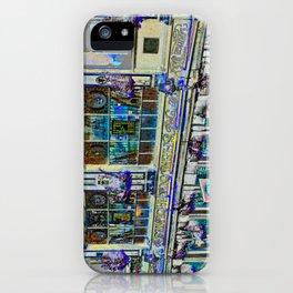 The Sherlock Holmes Pub London iPhone Case