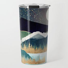 Star Lake Travel Mug