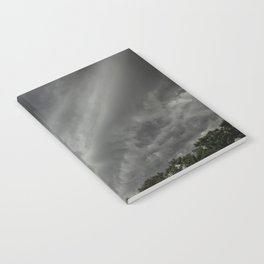 Cloud Wall Turning Notebook