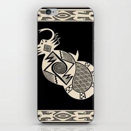 Mimbres Scorpion iPhone Skin
