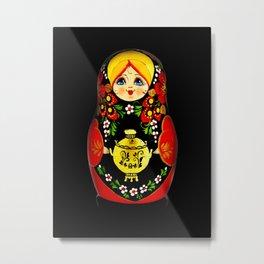 Russian souvenir Metal Print