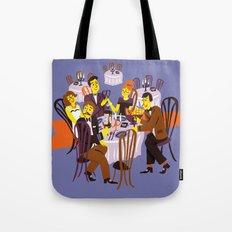 Fancy Dinner Tote Bag