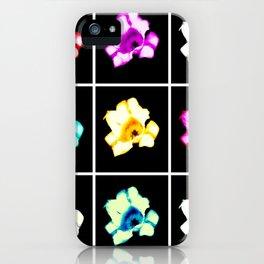 Tulips Collage iPhone Case