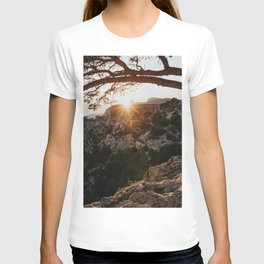 Sunset - Landscape and Nature Photography T-shirt