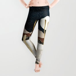 Desert View Leggings