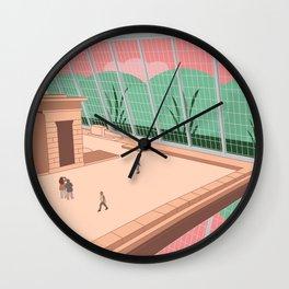 The Met Museum, New York City Wall Clock