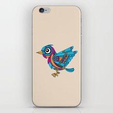 Mechanical Bird iPhone & iPod Skin