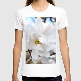 Magnolia Flower T Shirts Society6