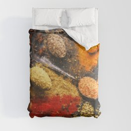 Spice Of Life Comforters