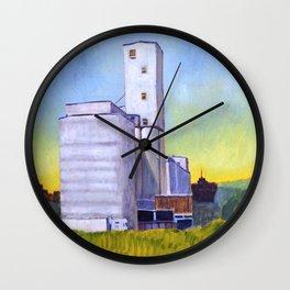 Robin Hood Flour Mills III Wall Clock