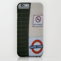 No Smoking Underground. Slim Case iPhone 6s