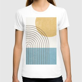 Sunny ocean T-shirt